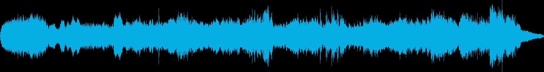 美メロとガツンとギターが混交する交響曲の再生済みの波形