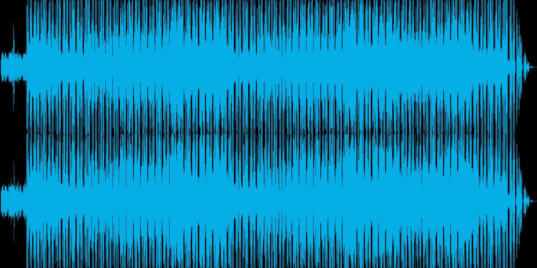 1111 EX sht mix2の再生済みの波形