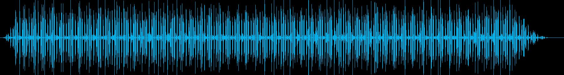 奇妙なドラマのワンシーンBGMの再生済みの波形