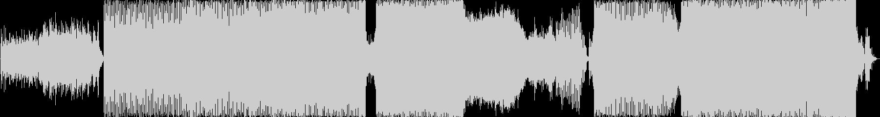 和風テクノです。ハウス調にもなっていま…の未再生の波形