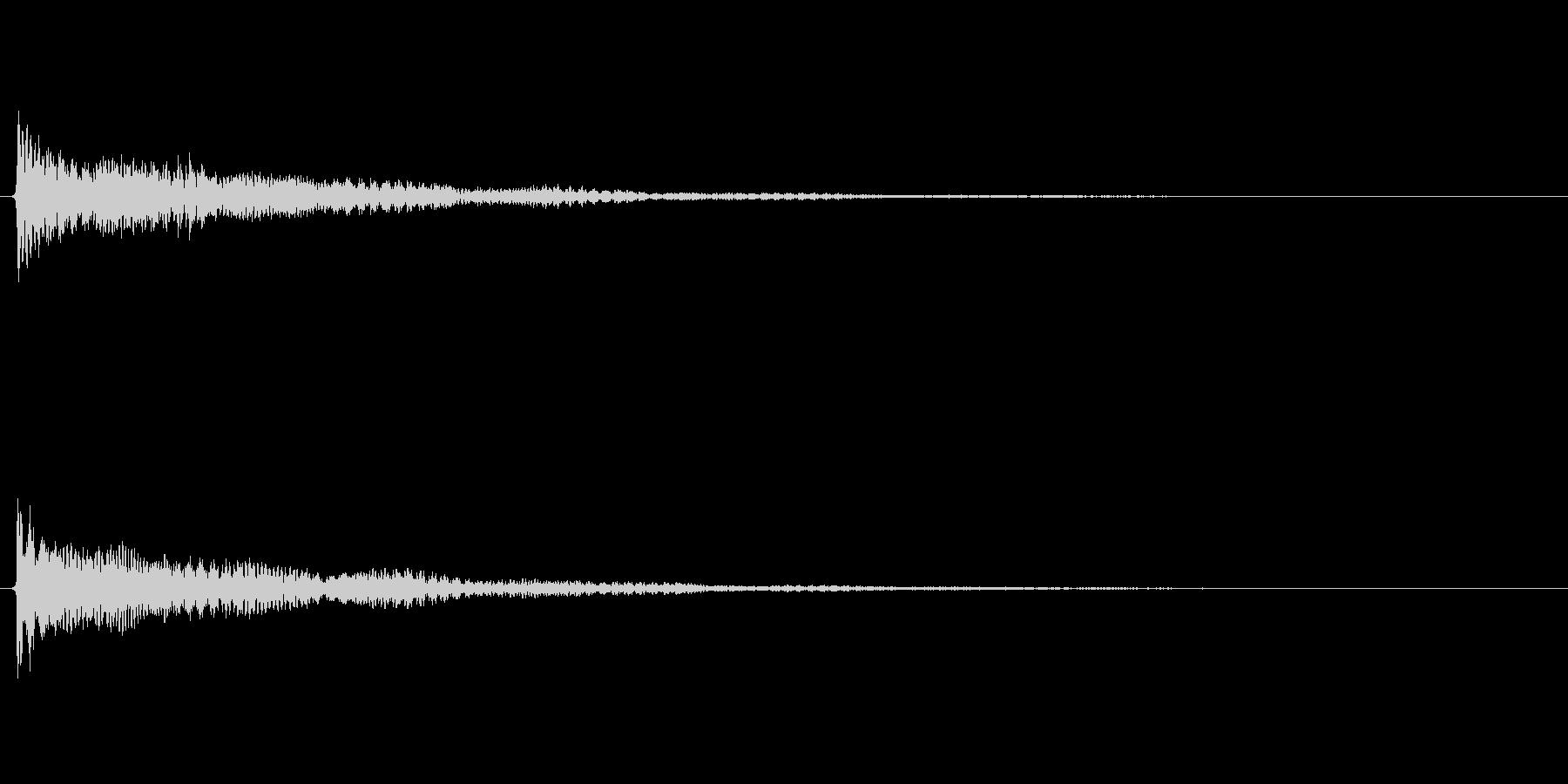 キラキラ系_114の未再生の波形