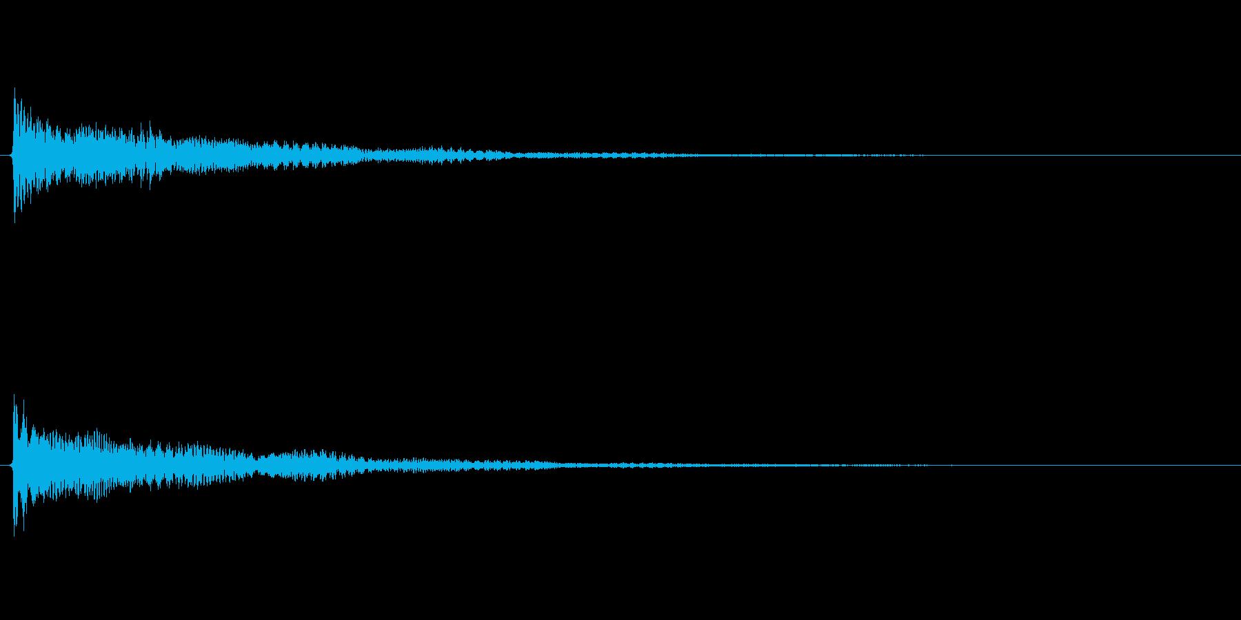 キラキラ系_114の再生済みの波形