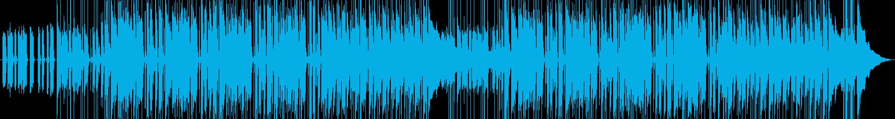 ちょっと泥臭いアメリカンロックの再生済みの波形