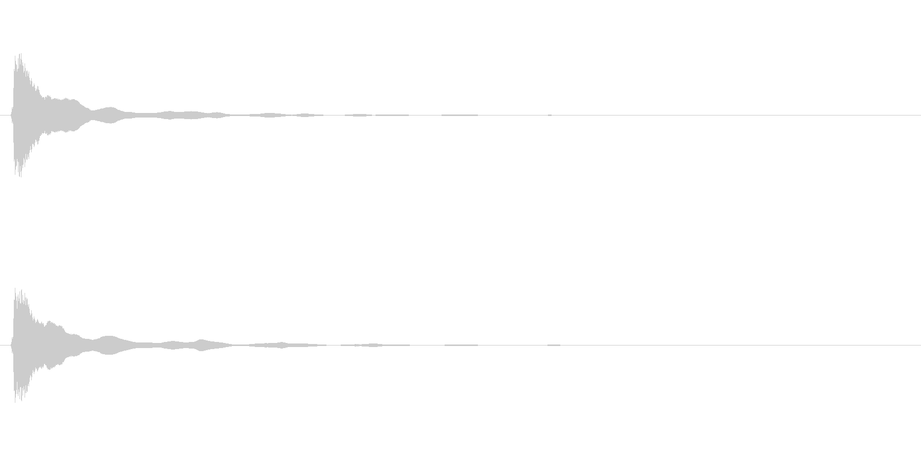 キラキラ系_111の未再生の波形
