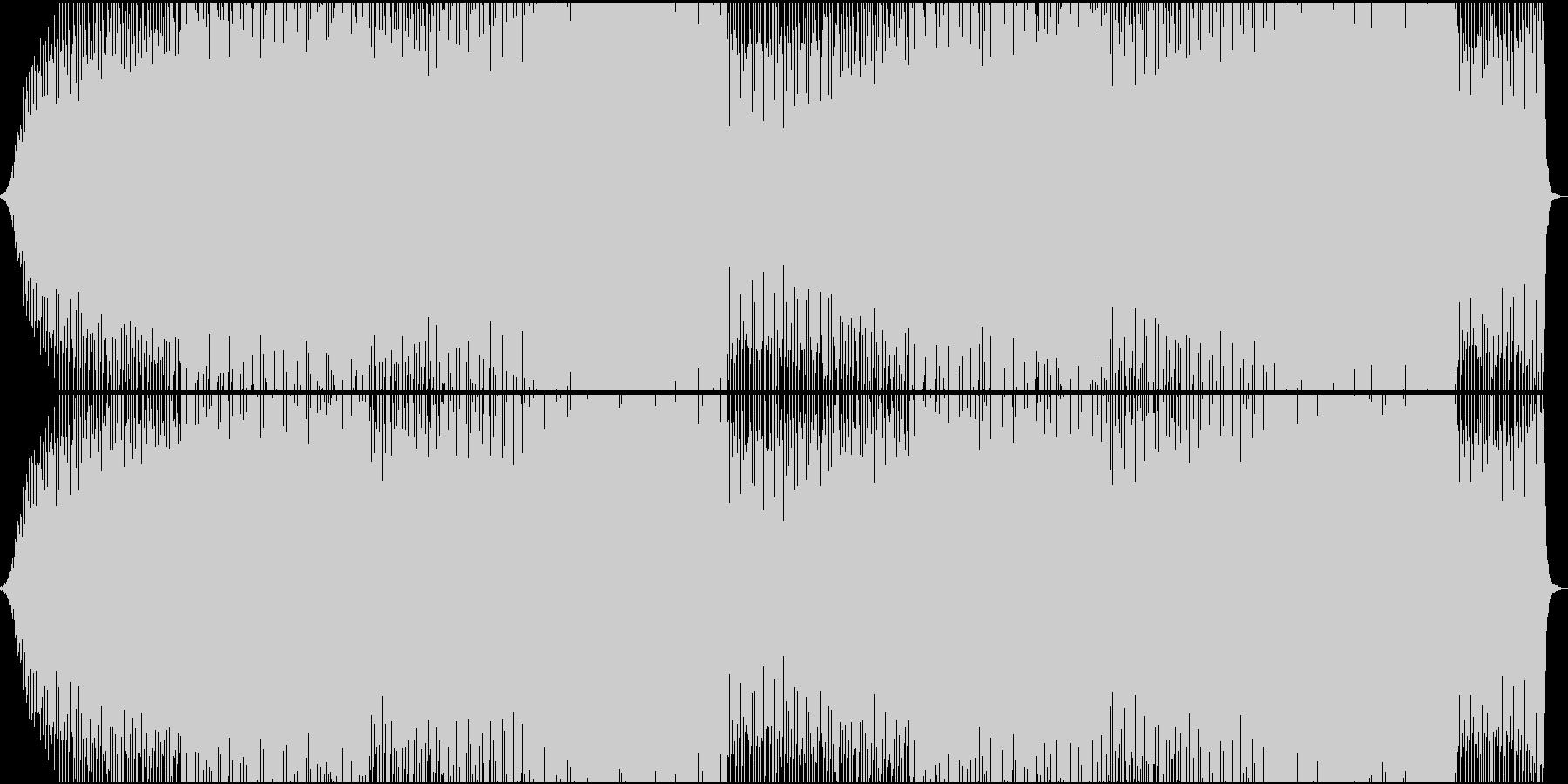 アルテマウェポン / テクノ・EDMの未再生の波形