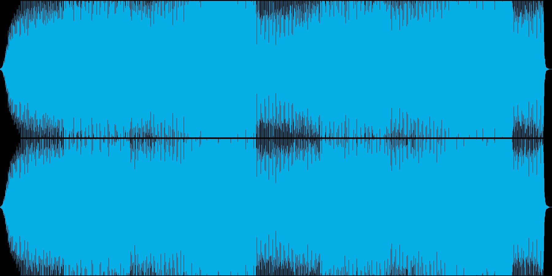 アルテマウェポン / テクノ・EDMの再生済みの波形