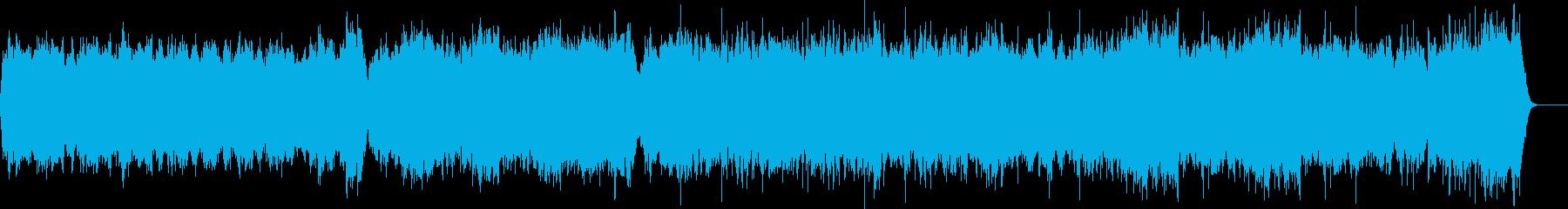 カヴァレリア・ルスティカーナより間奏曲の再生済みの波形