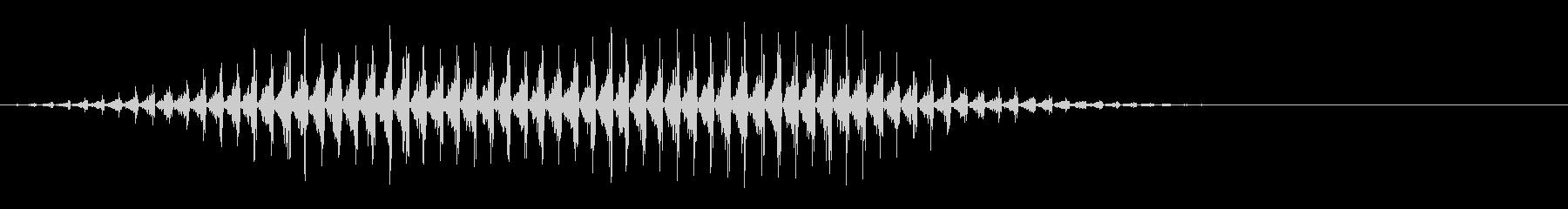 虫の羽音(ブーン/モンスター/飛ぶ)_1の未再生の波形