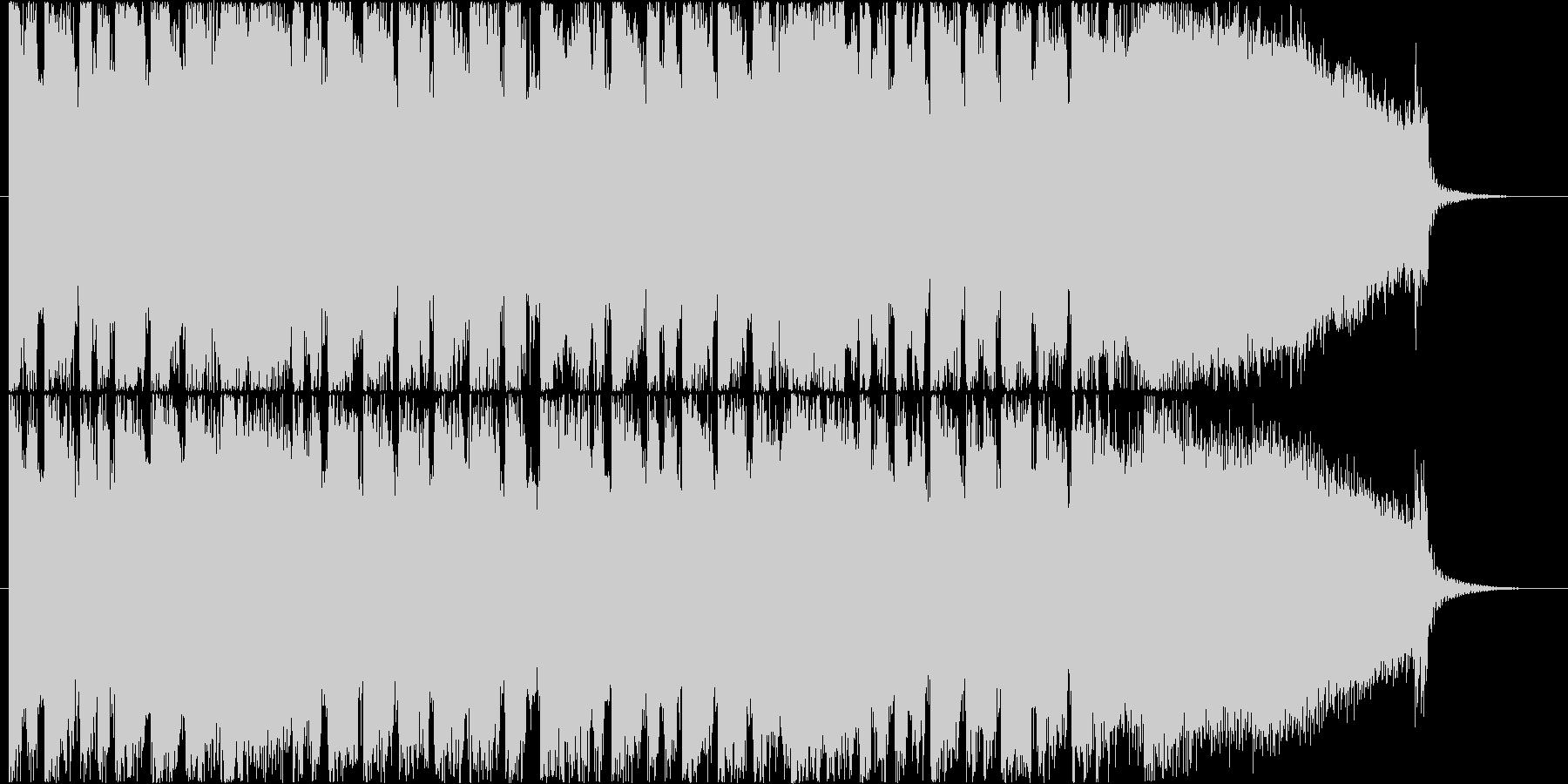 「ジングルベル」ロックバージョン!の未再生の波形