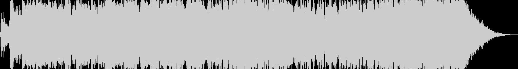 雪山合戦【和風オーケストラ戦闘曲】の未再生の波形