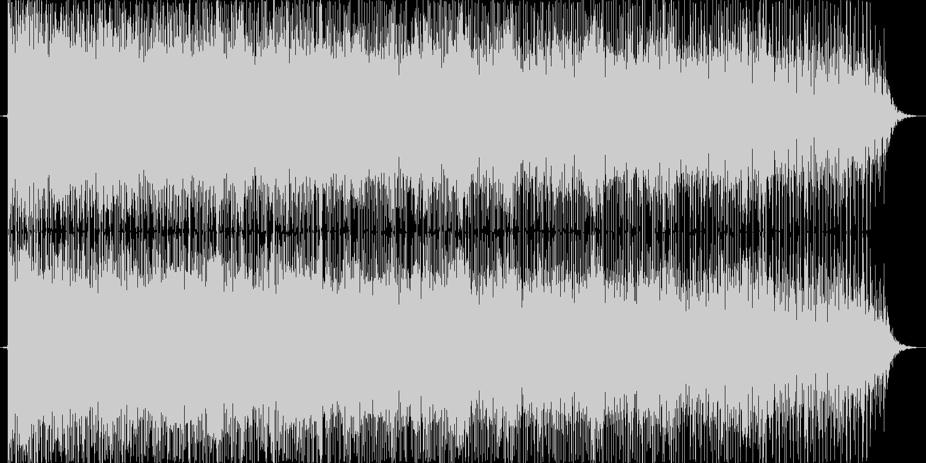 派手なレトロなぴゅーん 下降 コミカルの未再生の波形