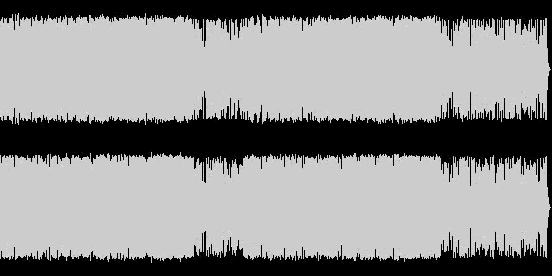 オーケストラ変拍子系の曲【RPG、シュ…の未再生の波形