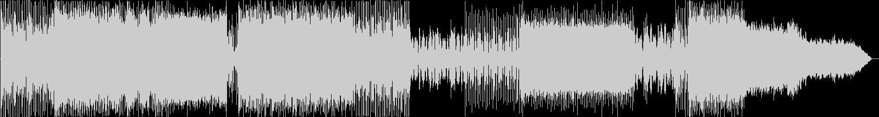 ドラマチックデジタルオーケストラギター2の未再生の波形