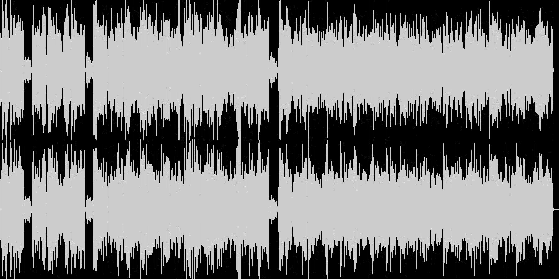 ラグタイム_メイプルリーフ・ラグの未再生の波形