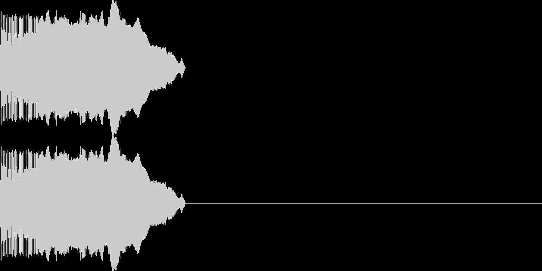 ピュルル(click_052_ボタン)の未再生の波形