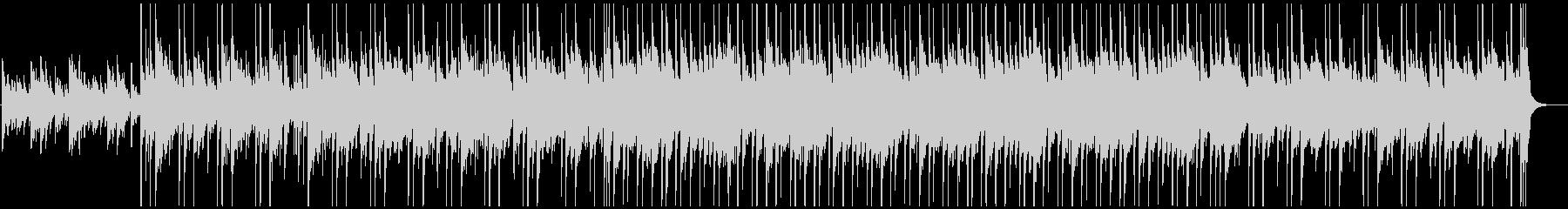 日常シーンなどに使えるBGMの未再生の波形