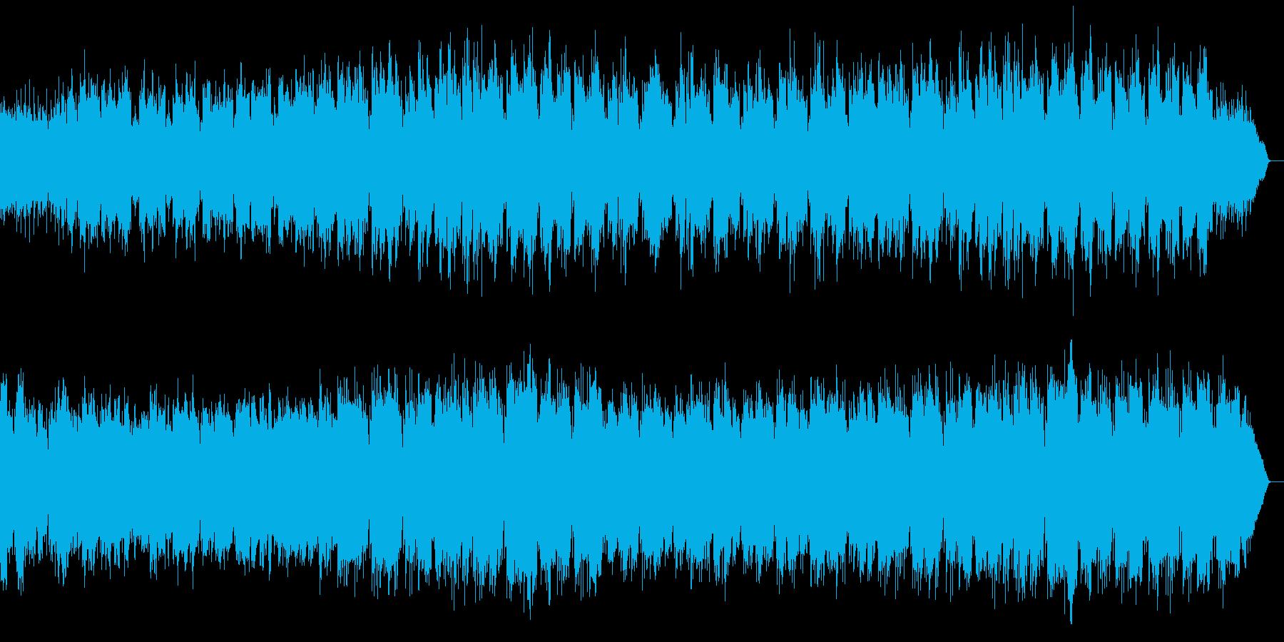 優しく包み込む様なサックスとピアノポップの再生済みの波形