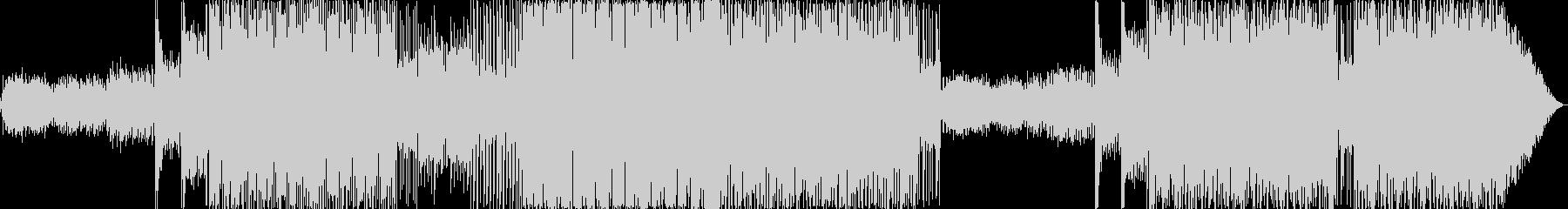 80年代ディスコなEDMの未再生の波形