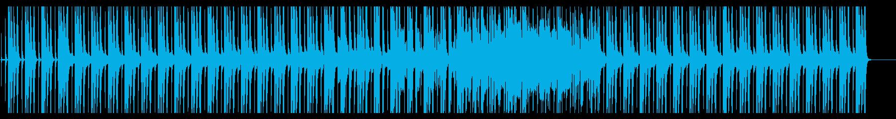 オシャレなジャズファンク。の再生済みの波形