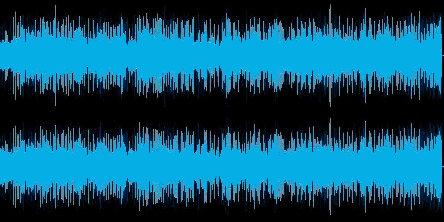 8bit 勇壮なポップファンタジーの再生済みの波形
