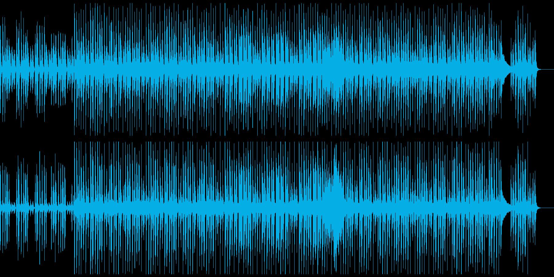 キッズ/かわいい/CM/ペット/ポップスの再生済みの波形