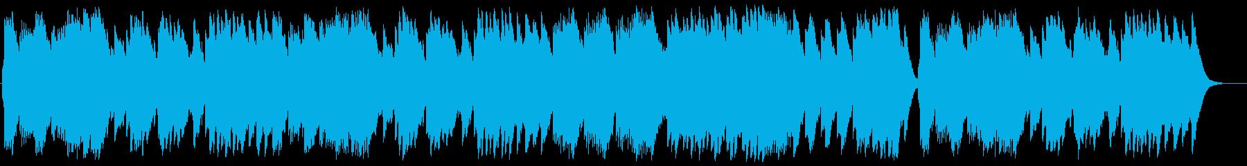 フィガロの結婚(モーツァルト)の再生済みの波形
