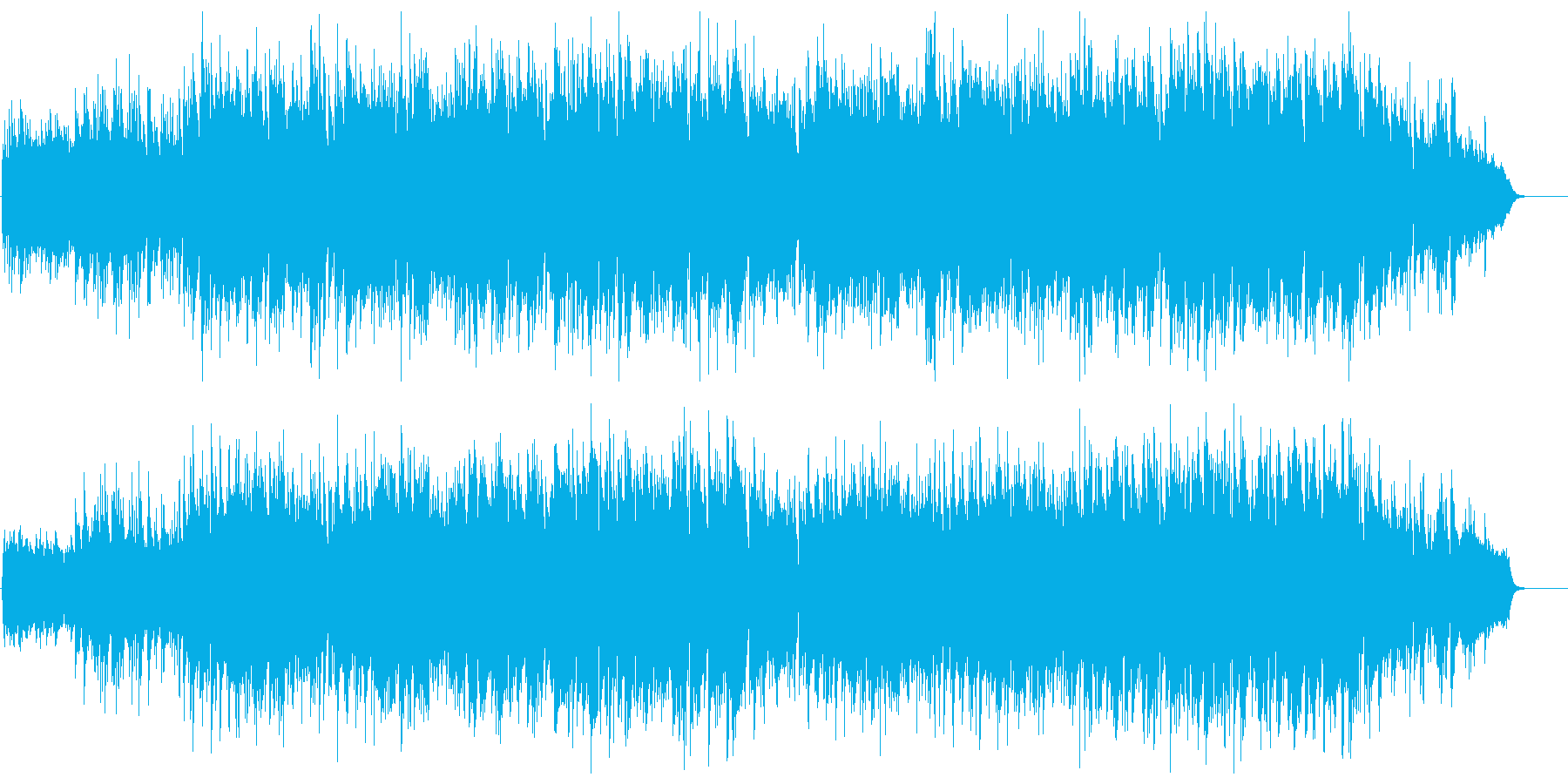 思い出 ドラマ 懐かしい ほのぼのの再生済みの波形