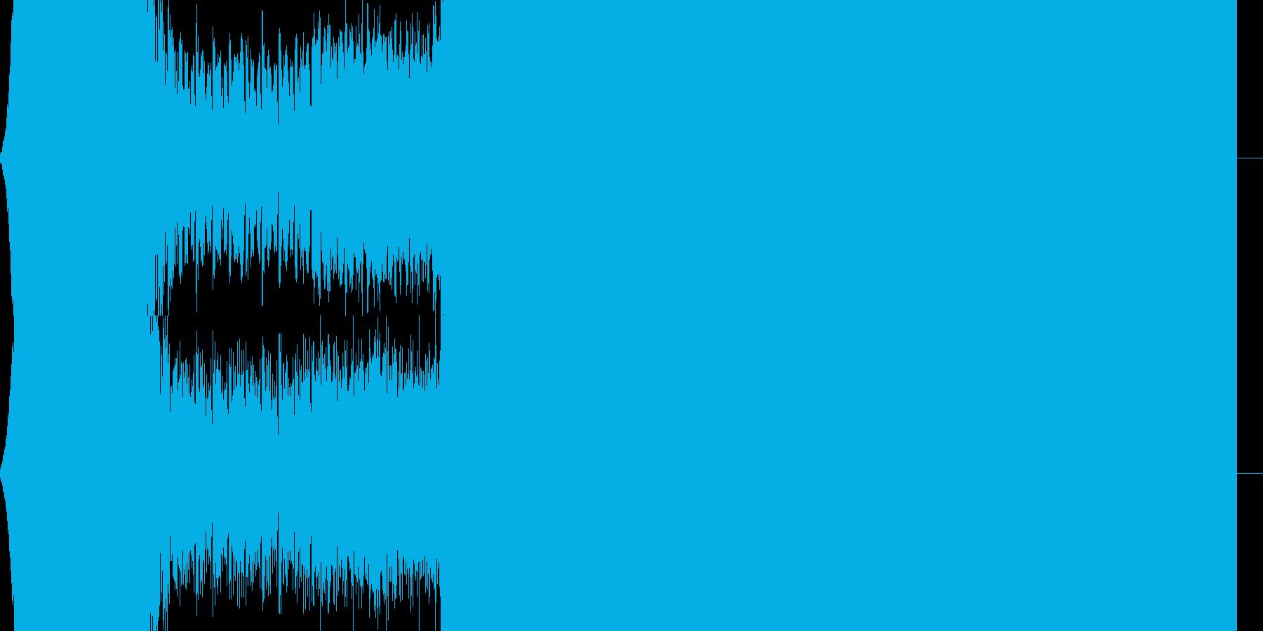 ソロが印象的な緊張感漂うロックの再生済みの波形