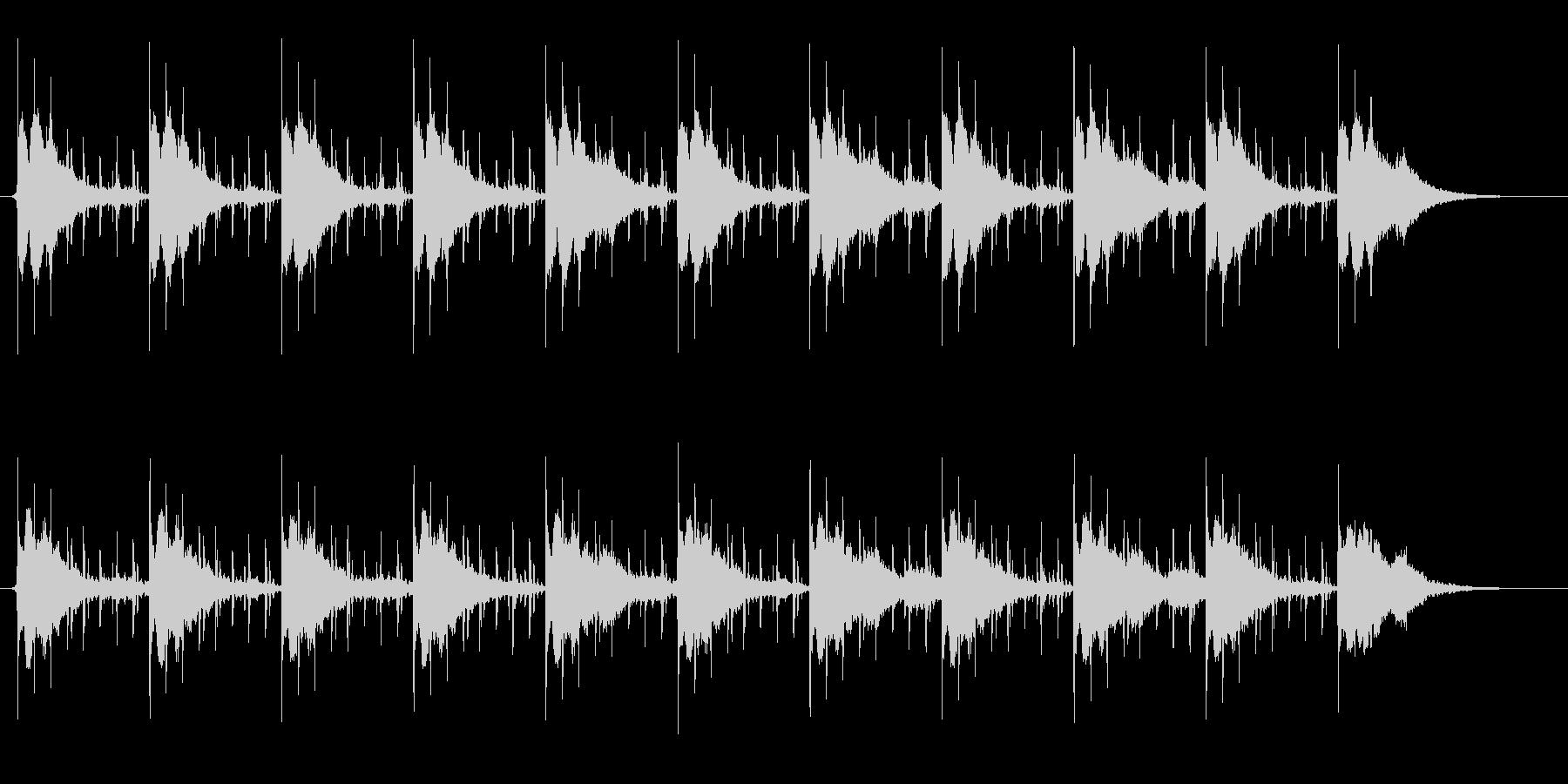 サスペンスドラマ向き楽曲。ミディアムテ…の未再生の波形