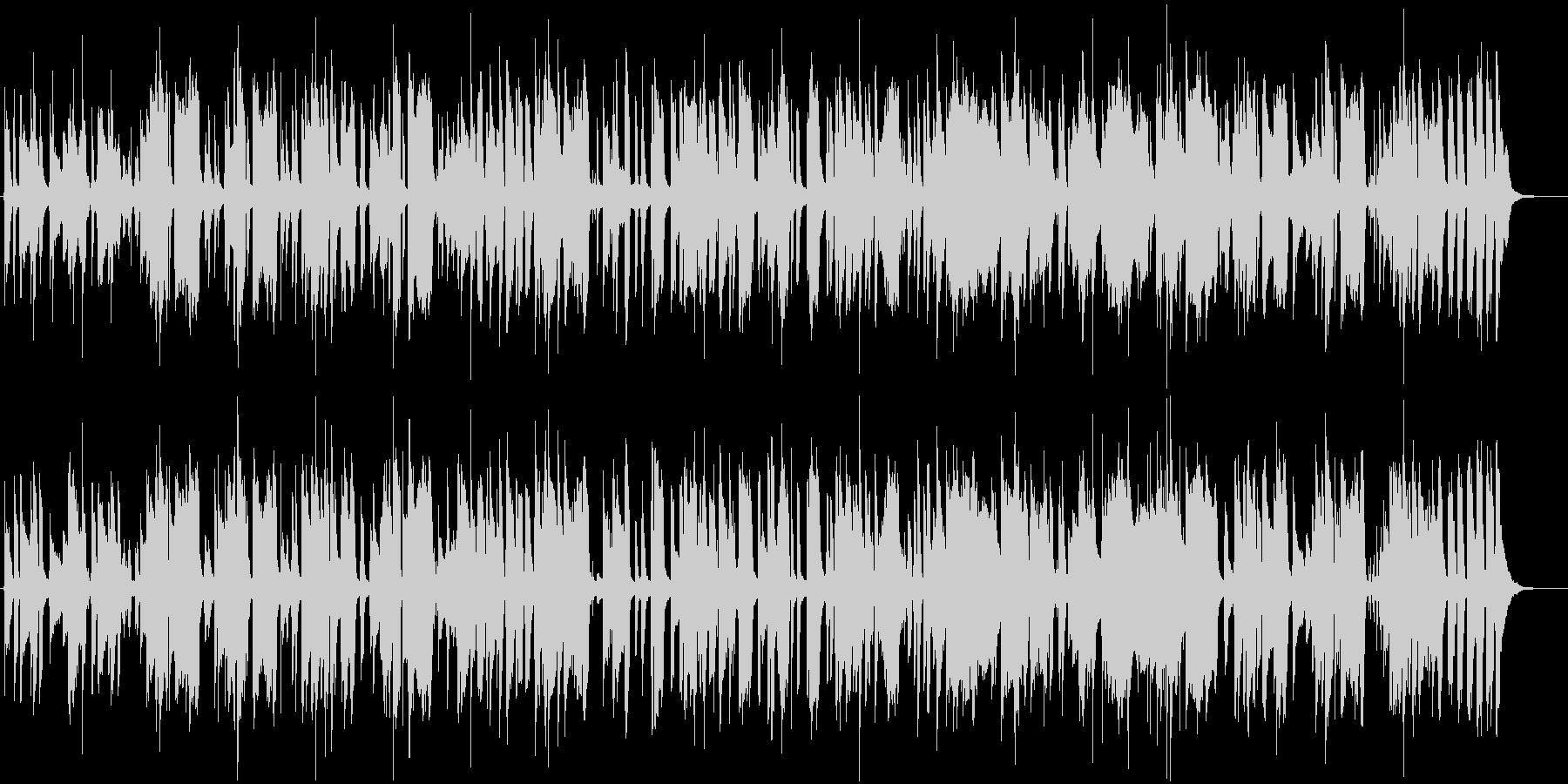 おとぼけ コミカル まぬけ お笑いBGMの未再生の波形