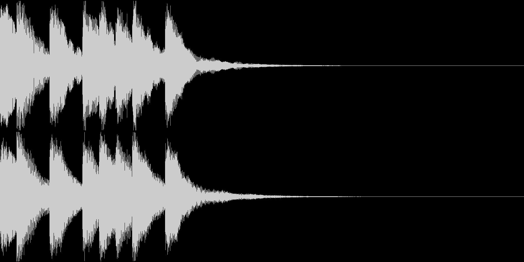 シンプル ベル チャイナ 中国風 20の未再生の波形