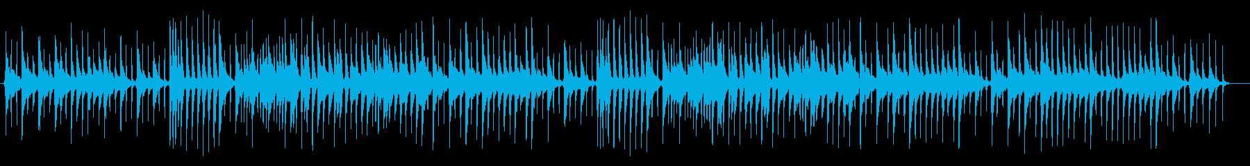 メルヘン・ワルツ・ピアノ風・ゆっくりの再生済みの波形