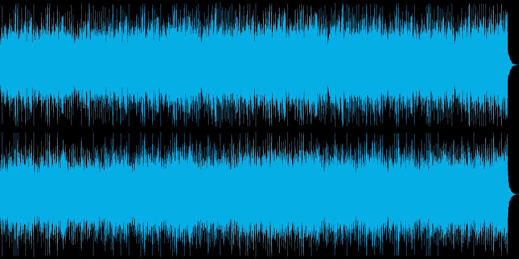 ザダーク ホラーなストリングス 金物抜きの再生済みの波形