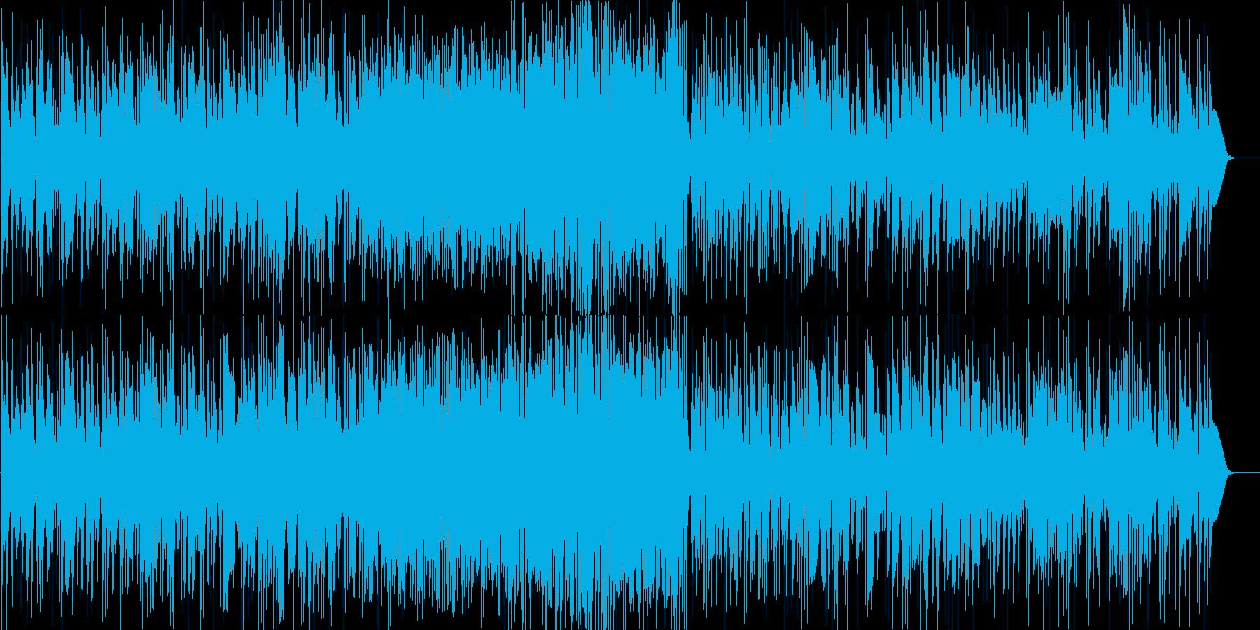 ショパンのピアノジャズアレンジの再生済みの波形