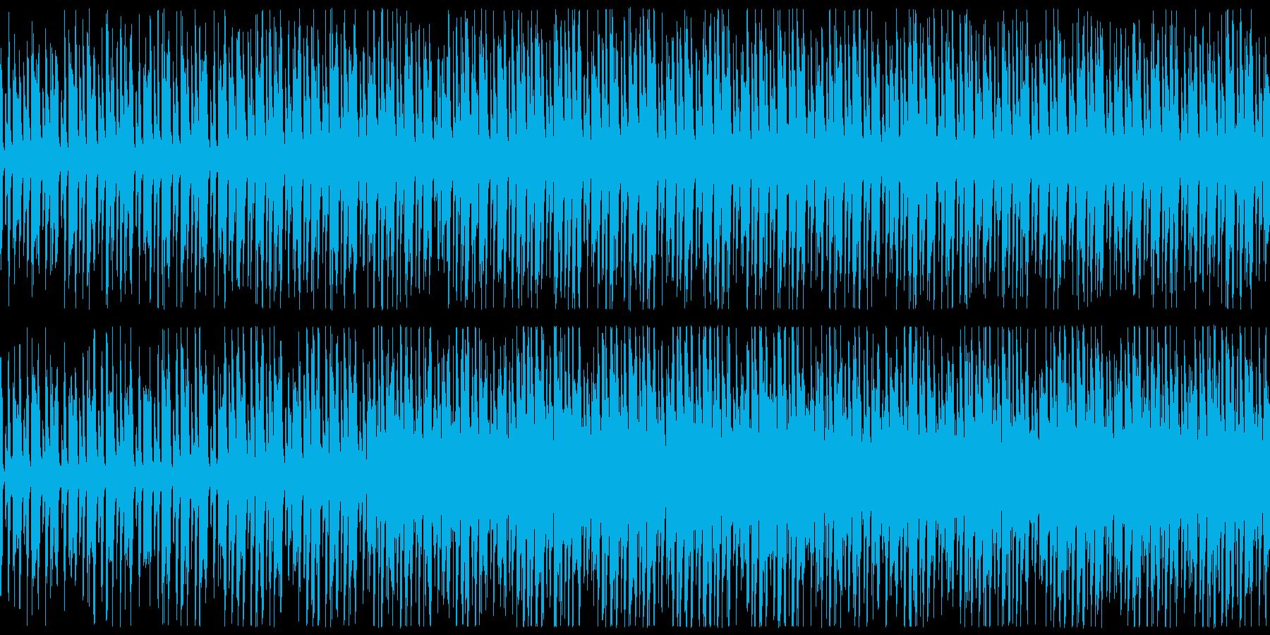 【ドラム抜き】明るいほのぼのアンサンブルの再生済みの波形