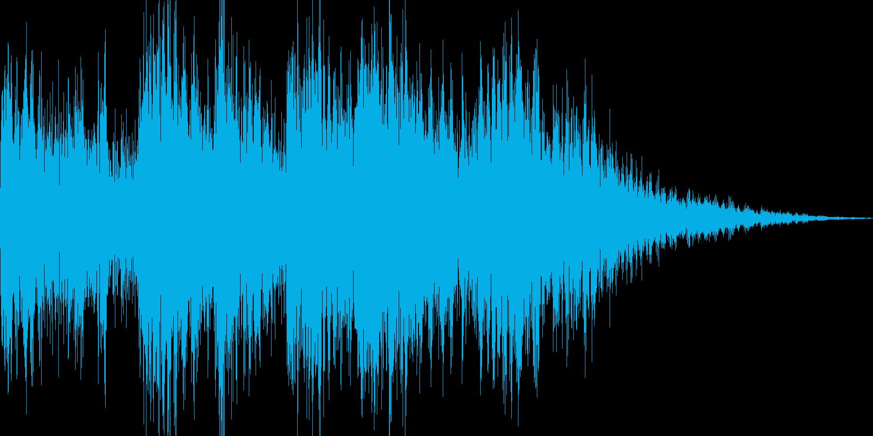 ビヨビヨビヨ(パワーアップ ビーム)の再生済みの波形