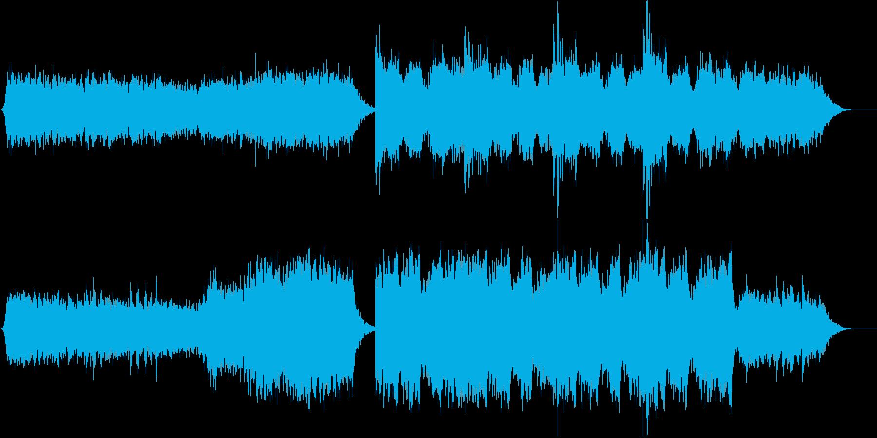 幻想 プロローグの再生済みの波形