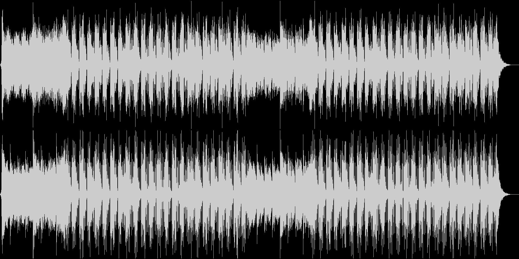フューチャーベース風切ない曲ですの未再生の波形