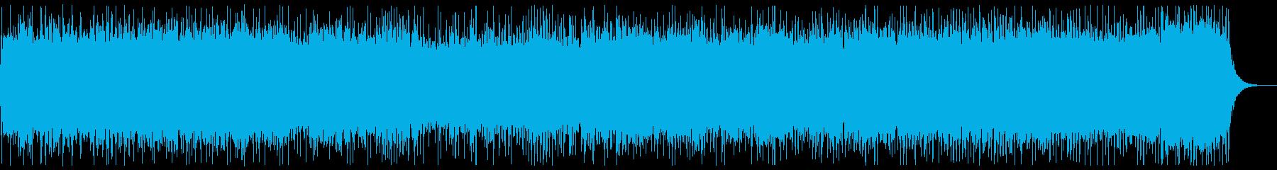 メタル 勇壮 クール 戦闘 ショ-ト版Aの再生済みの波形