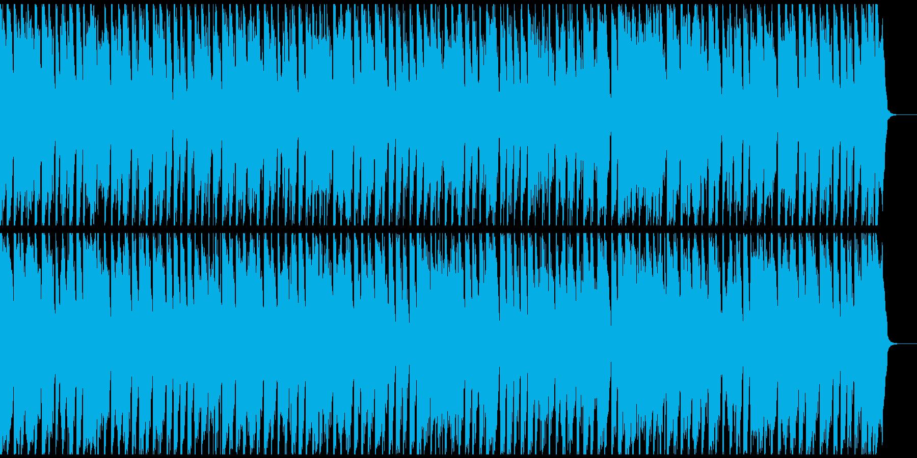 表彰式の定番ヘンデル 元気なトロンボーンの再生済みの波形