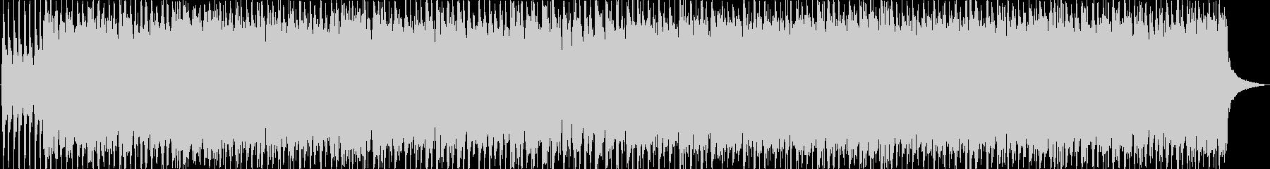 シューベルト「楽興の時」ロックアレンジの未再生の波形