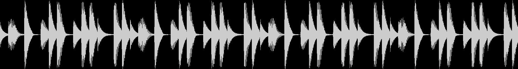 Techno ベース 3 音楽制作用の未再生の波形