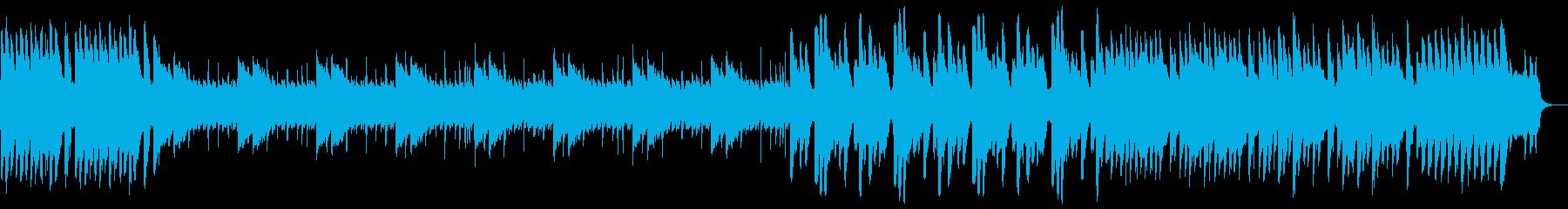 8bit コミカルな宇宙 1コーラス版の再生済みの波形