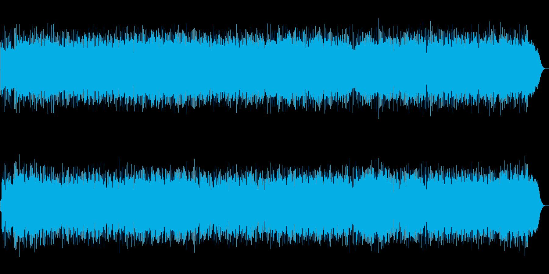ほのぼの80年代風フォークポップスの再生済みの波形