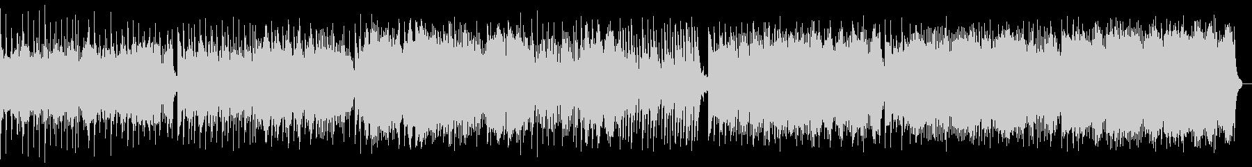 幻想的なピアノBGM(効果音なし)の未再生の波形