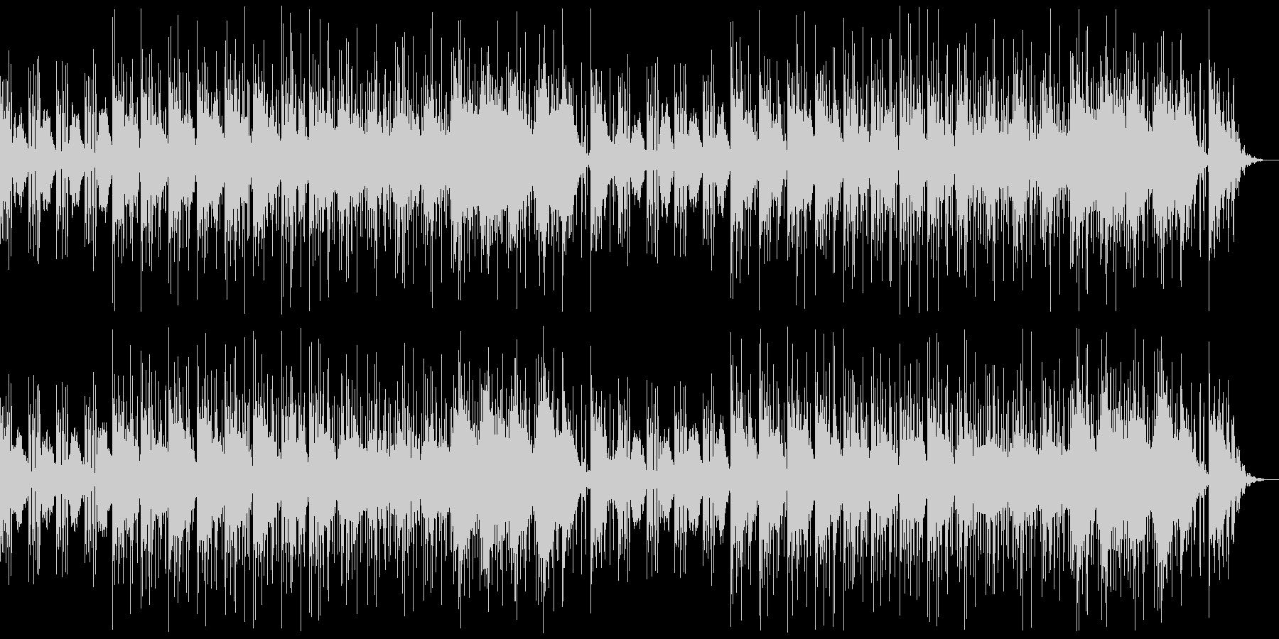 推理や思案、シリアスなシーンのBGMの未再生の波形