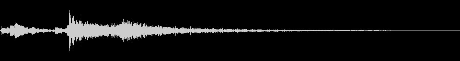 琴_トレモロ(裏連)_01の未再生の波形