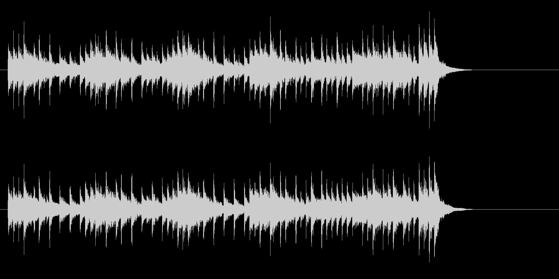 遊戯感覚シーズン・ミュージックの未再生の波形