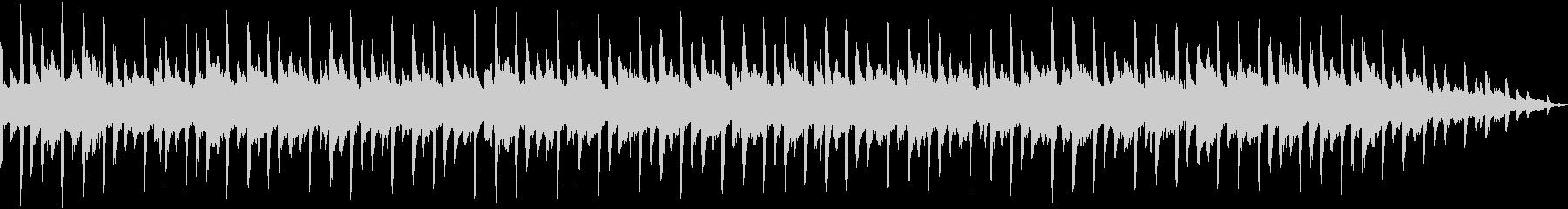 【主張しない背景音楽】ヒーリング3の未再生の波形