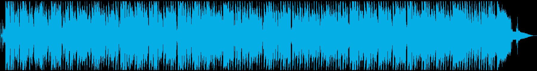 ブラスジャズでメリークリスマス!の再生済みの波形